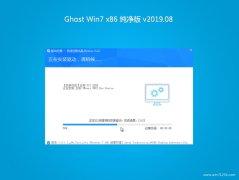 韩博士GHOST WIN7x86 安全纯净版2019V08(无需激活)